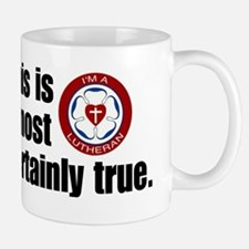 Unique Lutheran Mug