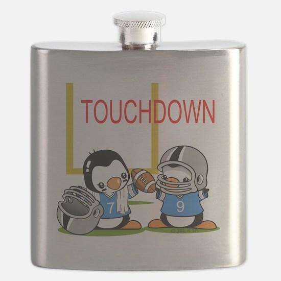 Tochdown football Flask