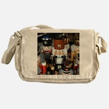 Nutcrackers Messenger Bag