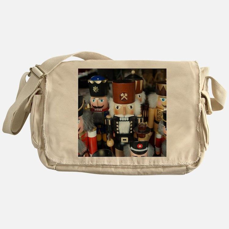 Nutcrackers Messenger Bag