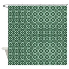 Living Waters Pattern Shower Curtain