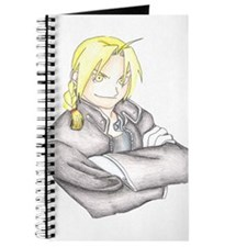 Edward Elric Journal