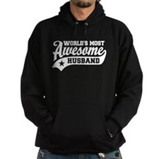 World's Most Awesome Husband Hoodie