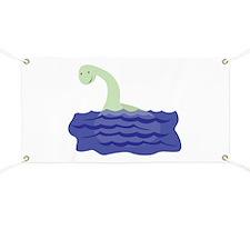 Loch Ness Monster Banner