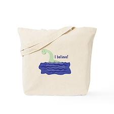 Nessy Believe Tote Bag