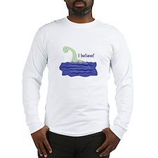 Nessy Believe Long Sleeve T-Shirt