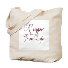 Ringer for Life 1 Tote Bag
