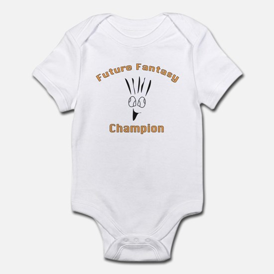 """Future Fantasy Champion"" Infant Bodysuit"