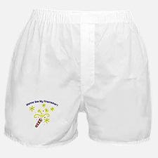 Wanna See My Firecracker? Boxer Shorts