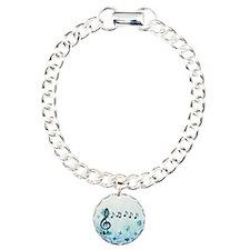 Musical Garden Charm Bracelet, One Charm