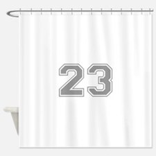 23 Shower Curtain