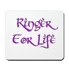Ringer for Life 17 Mousepad