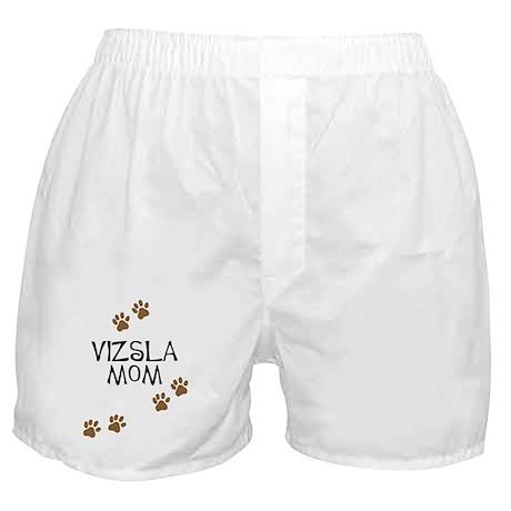 vizsla mom Boxer Shorts