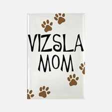 vizsla mom Rectangle Magnet