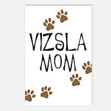 vizsla mom Postcards (Package of 8)