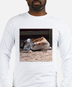 Jersey Calf Long Sleeve T-Shirt
