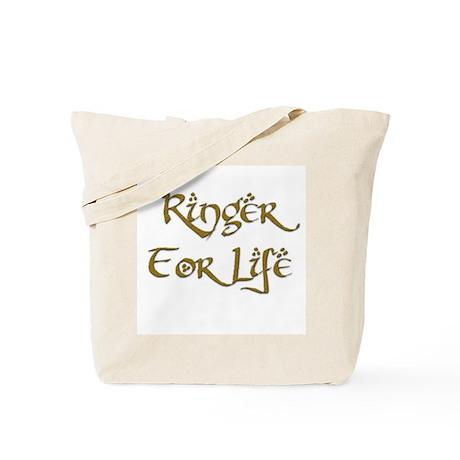 Ringer for Life 21 Tote Bag