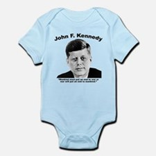JFK War Infant Bodysuit