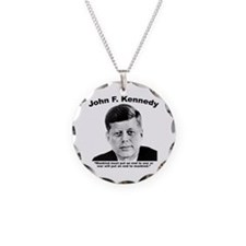 JFK War Necklace