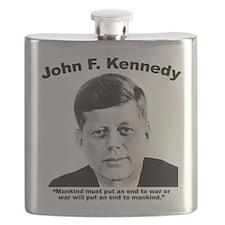 JFK War Flask