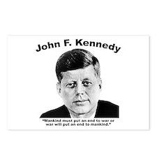 JFK War Postcards (Package of 8)