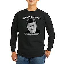 White JFK War T