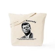JFK Revolution Tote Bag