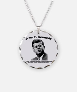 JFK Revolution Necklace