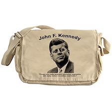 JFK Revolution Messenger Bag