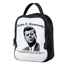 JFK Revolution Neoprene Lunch Bag