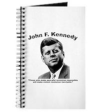 JFK Revolution Journal