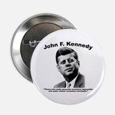 "JFK Revolution 2.25"" Button"