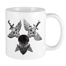 Swords with Shield Mug