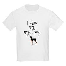 Min Pin 1 T-Shirt