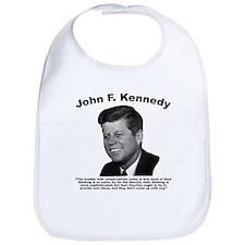 JFK Conservatives Bib