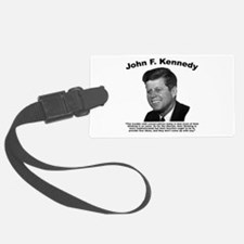 JFK Conservatives Luggage Tag