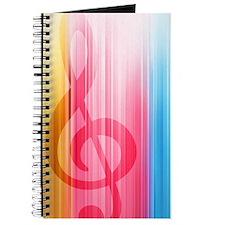 Hidden Treble Clef Journal