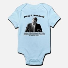 JFK Ask Not Infant Bodysuit