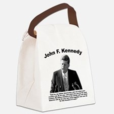 JFK Ask Not Canvas Lunch Bag