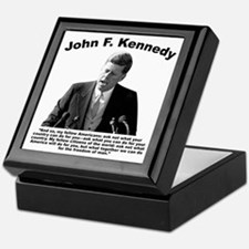 JFK Ask Not Keepsake Box
