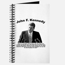 JFK Ask Not Journal