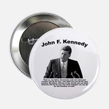 "JFK Ask Not 2.25"" Button"