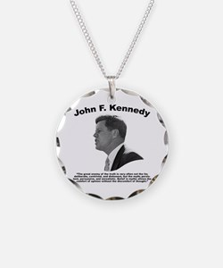 JFK Truth Necklace