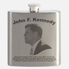 JFK Truth Flask