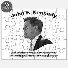JFK Truth Puzzle
