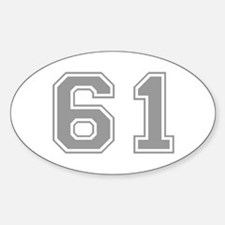 61 Decal
