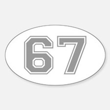 67 Decal