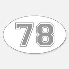 78 Decal