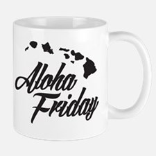 Cute Aloha friday Mug