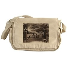 Cute Nikolas Messenger Bag